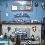 Jaz Creations Shop, Total Mancave