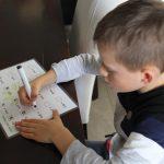 handwriting practise for kids