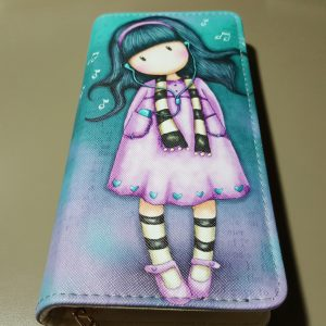 Cartoon girl headphones, coolwallets for girls(4)