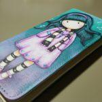 Cartoon girl headphones, coolwallets for girls(3)