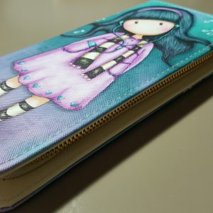 Cartoon girl headphones, coolwallets for girls(1)