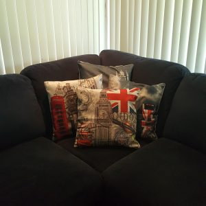 Cushion Design London Series (1)