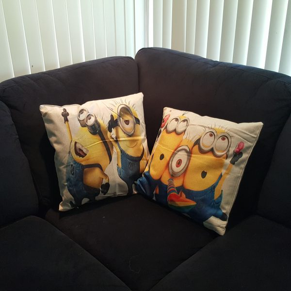 Cute Pillows for Kids, Minions (1)