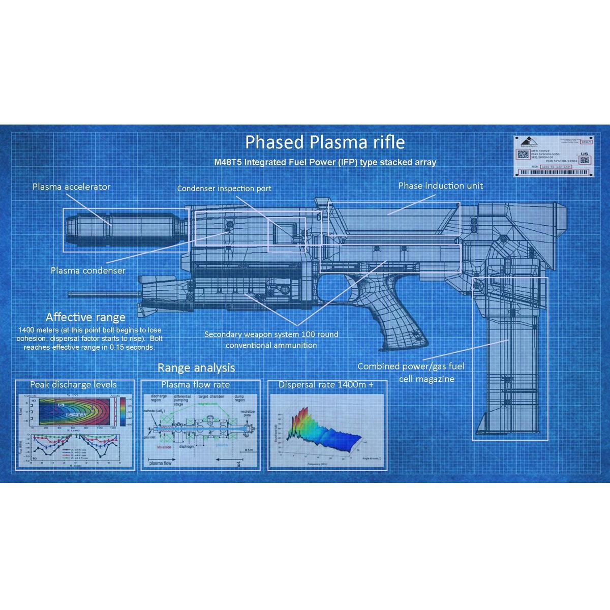Plasma Rifle tile 1200×1200 72