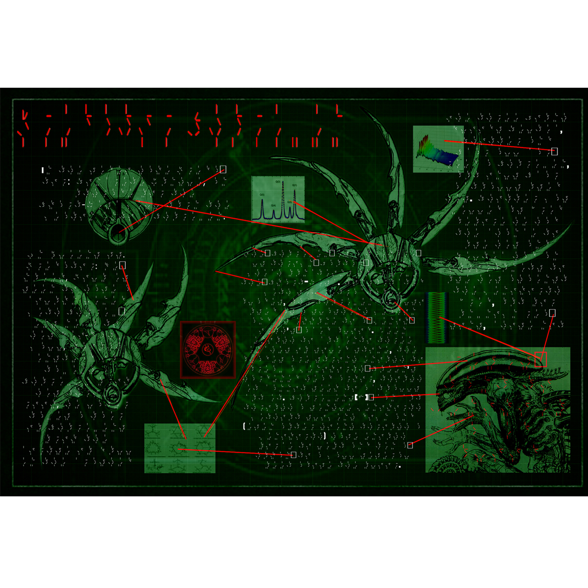 Predator Wall tile 1200×1200 72