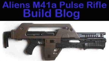 Aliens M451a Rifle Build Blog