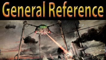 General Reference War of the Worlds