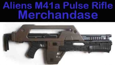 Aliens M451a Rifle Merchandise